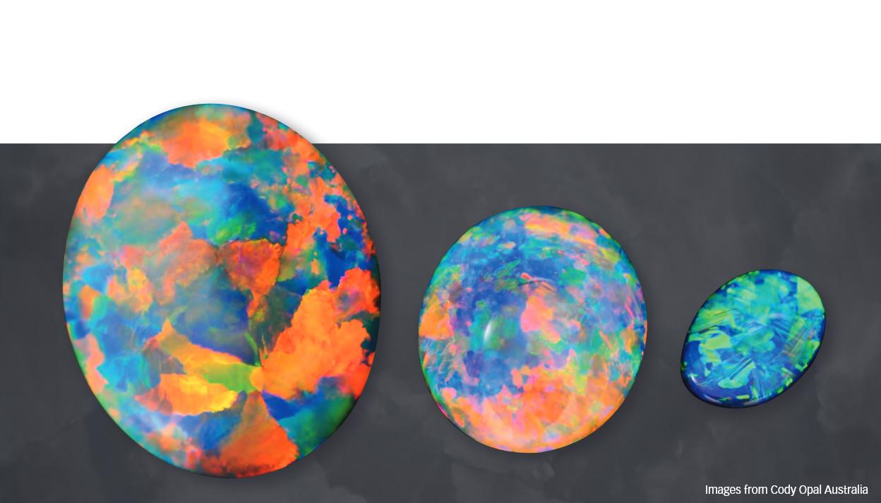 Opal Cutting