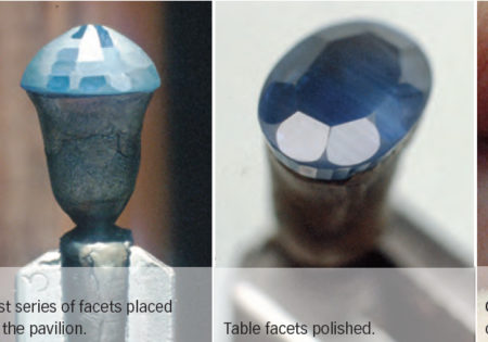 Cutting Coloured Gemstones